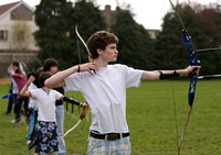 Leinster Schools Archery Lge Rd 1
