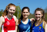 East Leinster Schools T-F Day 1