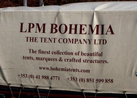 Lovely tents - from this company.