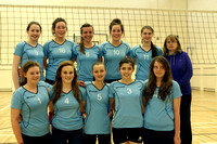 All-Ireland Schools Volleyball PLay-offs